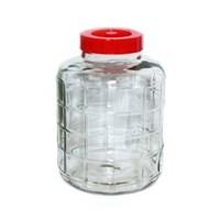 Банка 15 литров с гидрозатвором