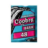 Турбо дрожжи Coobra Basic T48 120гр